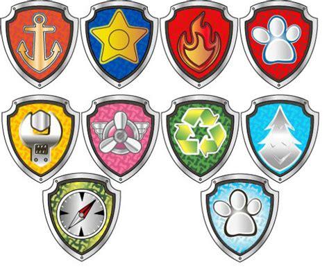 Paw Patrol Clipart | 22 PNG 300 Dpi | Badges | Marshall ...