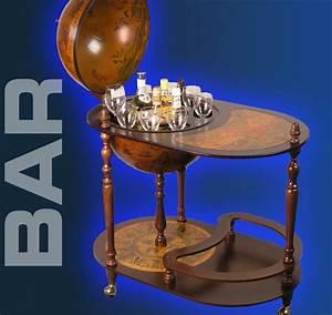 Globus Bar Günstig : xxl deluxe profi globus bar globusbar 110x81cm hausbar minibar regal 5300 ebay ~ Indierocktalk.com Haus und Dekorationen