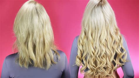 How To Clip In Extensions Step By Step Tutorial Bombay