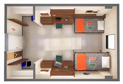 Dorm Layout University Layouts College Rooms Dormitory