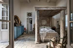 La Maison Charrier - In Campagna - Camera Da Letto
