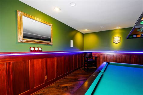 led trim molding accent lighting  recessed ceiling