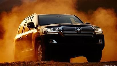 Land Cruiser Toyota Wallpapers 4k Cars Desktop