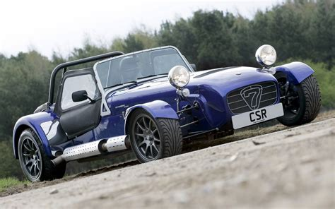 Caterham Seven To Hit American Shores