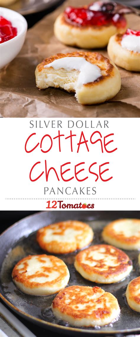 healthy cottage cheese silver dollar cottage cheese pancakes that s right