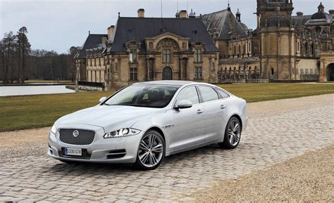 View The Latest First Drive Review Of The 2011 Jaguar Xj