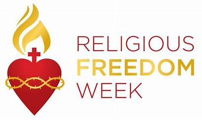Freedom Religious Pray Cns Act Week Usccb