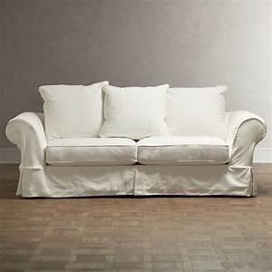 Pottery barn charleston slipcovered sofa decor look alikes for Pottery barn look alike sectional sofa