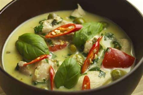 cuisine poulet curry vert poulet au curry vert thaï non quot européanisée quot la bonne