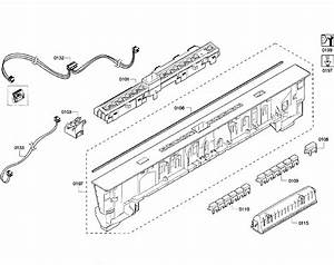 Bosch Model Shp65t56uc  07 Dishwasher Genuine Parts