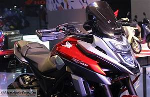 Auto Expo : honda cx 02 adventure cross concept pics features auto expo 2016 ~ Gottalentnigeria.com Avis de Voitures
