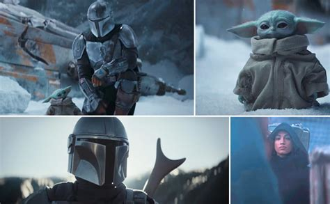 The Mandalorian 2 Trailer Out! Baby Yoda Is Back, But ...