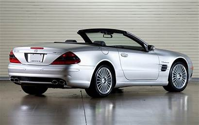 Amg Mercedes Sl Benz 2002 Ws
