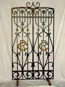 Grille De Protection Fenêtre : divers ferronnerie ancienne l ments d coratifs etc ~ Dailycaller-alerts.com Idées de Décoration