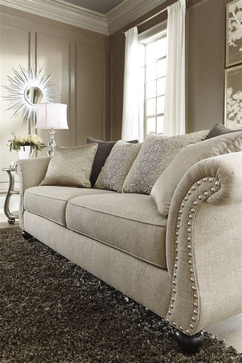 image result  ashleys furniture beige sofa elegant