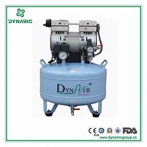 Compresseur Silencieux 50l : compresseur d 39 air silencieux portatif de dynair da7001 ~ Edinachiropracticcenter.com Idées de Décoration