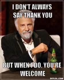 thank you meme kappit