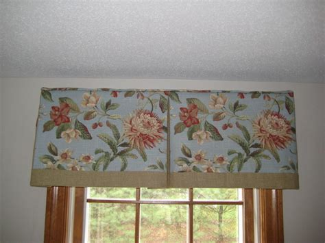 tailored valance traditional bedroom boston
