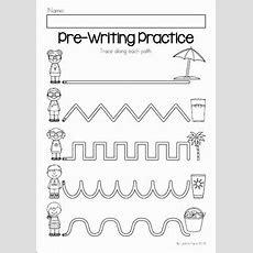 Summer Review Preschool No Prep Worksheets & Activities By Lavinia Pop
