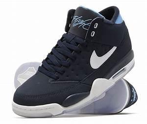 Nike Air Flight Classic  U0026quot Obsidian U0026quot