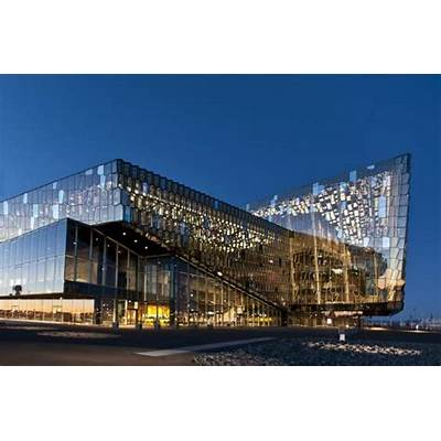 Harpa Reykjavik Concert Hall and Conference Centre - All