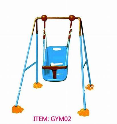 Swings Swing Clipart Playground Equipment Outdoor Clipartpanda