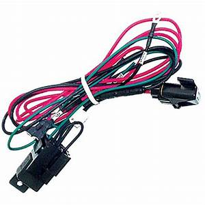 Maradyne Fans Mfa101 Air Conditioner Wire Harness W  Relay