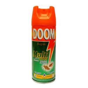 Shower Softener by Doom Insect Spray 180ml Super Insecticide Household Care