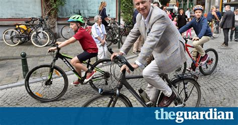 a world without cars cities go car free for the day in pictures cities the guardian
