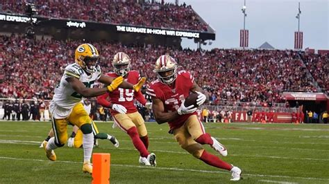 Super Bowl X Factor 49ers Running Back Raheem Mostert