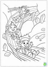 Coloring Jake Pirates Neverland Pages Disney Jr Sheets Dinokids Close Getcoloringpages Popular sketch template