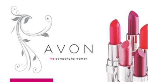 Avon templates free costumepartyrun avon business card template gallery business cards ideas friedricerecipe Image collections