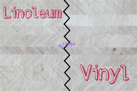 Vinyl Oder Linoleum linoleum vs vinyl flooring which is better