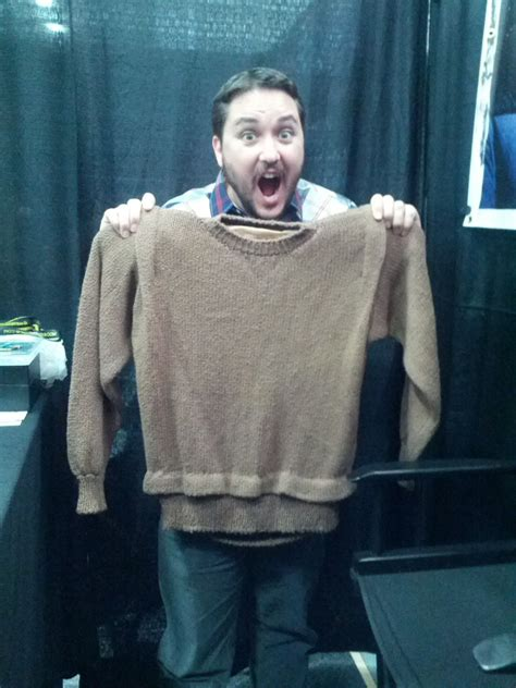wesley crusher sweater wesley s sweater then and now wil wheaton dot