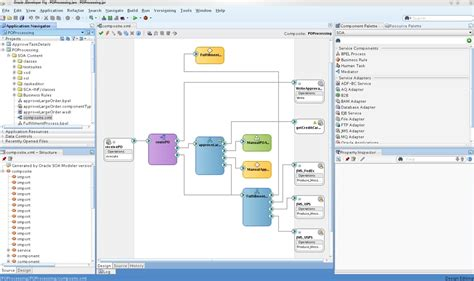 oracle bpel process manager screenshot