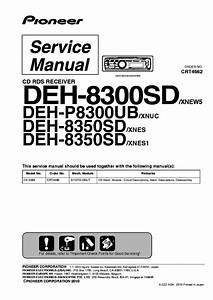 Pioneer Deh 4300ub Wiring Diagram