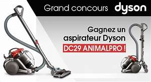 Aspirateur Ne Démarre Plus : gagnez un aspirateur dyson animalpro wamiz ~ Dailycaller-alerts.com Idées de Décoration