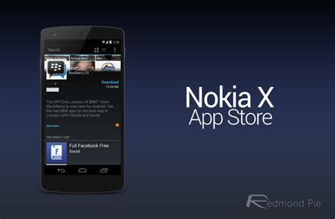 how to and install nokia x app store on any android device redmond pie