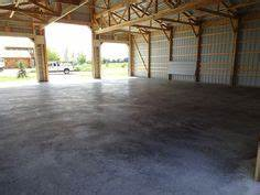 40x48 pole barn flooring and foundations pinterest With 40x48 pole barn