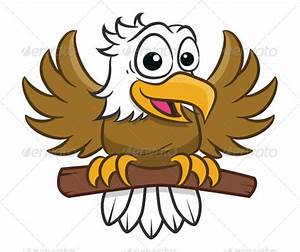 Stock Vector - GraphicRiver Eagle Toon 4701101 » Dondrup.com
