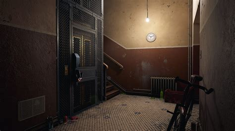 life  environment recreated  unreal engine