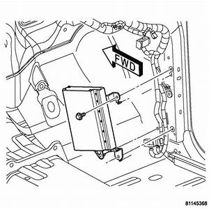 Dodge Durango 2004 Fuse Box Diagram