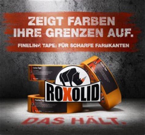 Roxolid Klebebänder Von Hornbach