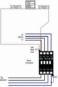 Electrical Timer Wiring Diagram