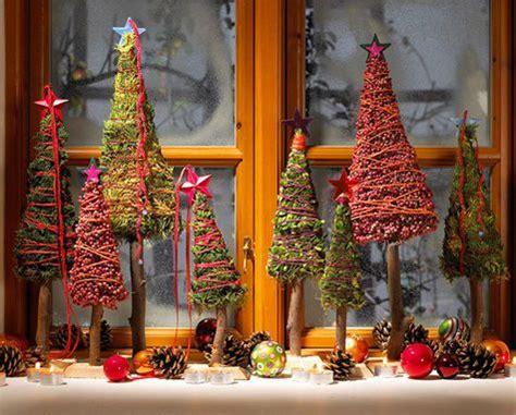 Weihnachtsdeko Fenster Natur by Bauideen An Na Haus Und Gartenblog