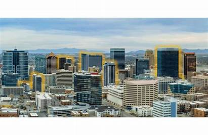 Salt Lake Rises Downtown Building Sltrib Where