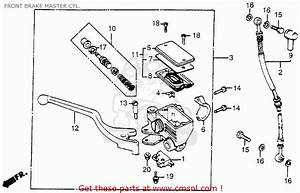 Wiring Diagram For 1986 Honda Vt500