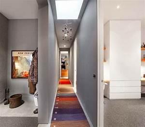 deco de couloir quelle decoration choisir pour cette piece With quelle couleur pour salon 15 maison particuliare decoration moderne couloir