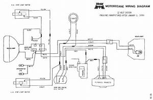 Farmall H 12 Volt Conversion Wiring Diagram