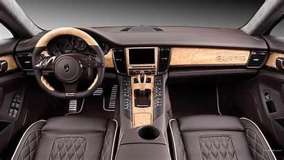Porsche Panamera Interior Stingray Gtr Desktop Cars